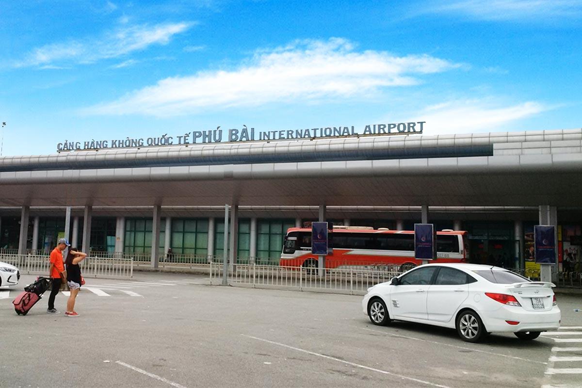 Hue airport transfer