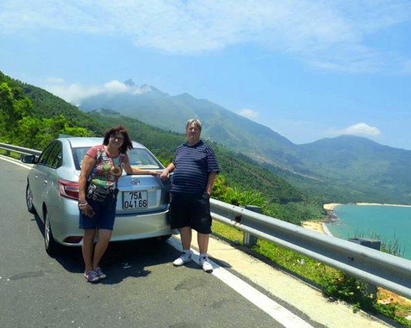 da nang hue car tour
