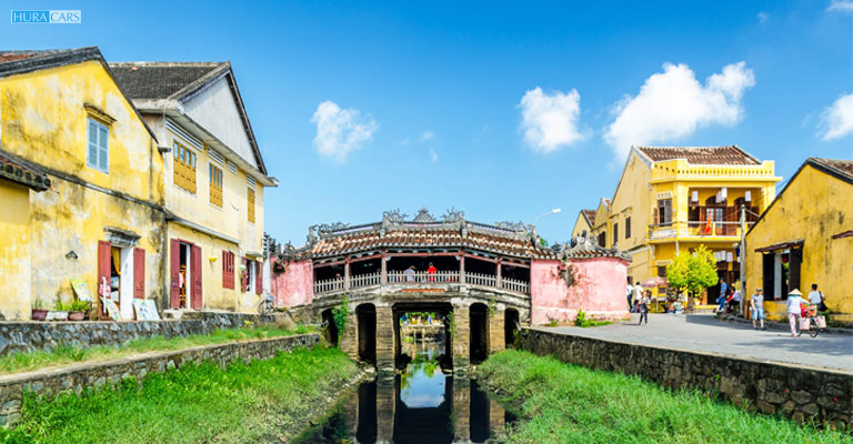 Hue to Hoi An transfer by car