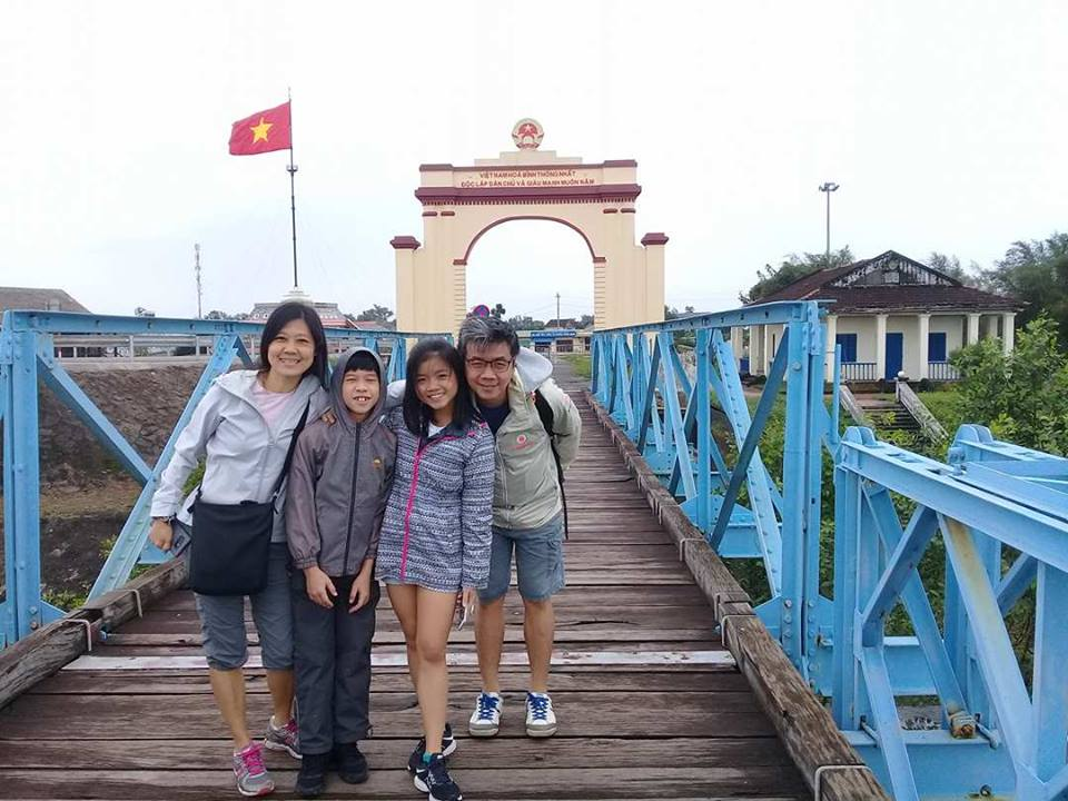 DMZ tour from Hue city