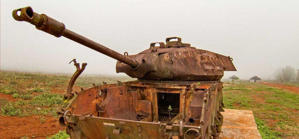 Khe Sanh battle - DMZ vietnam