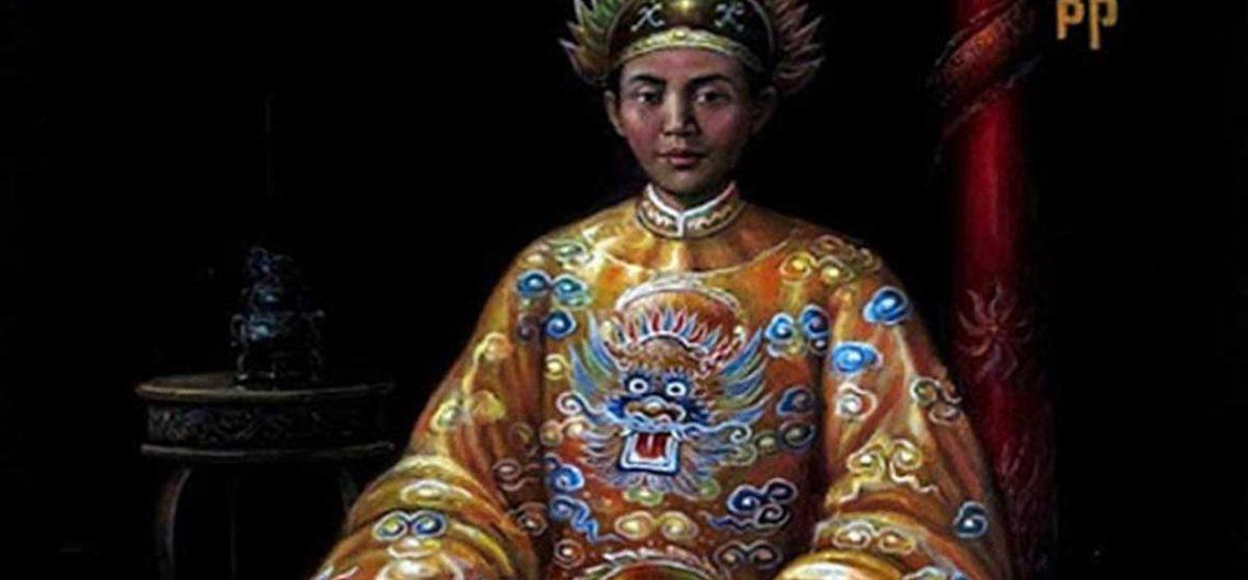 Minh Mang emperor