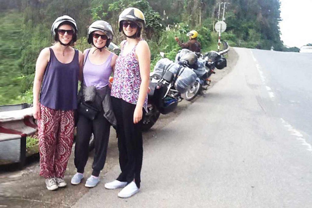 Motorbike tour Hoi An to Hue