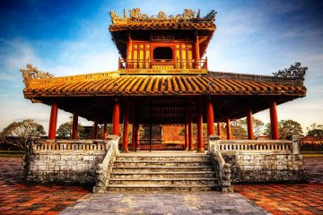 Hoi An to Hue tour