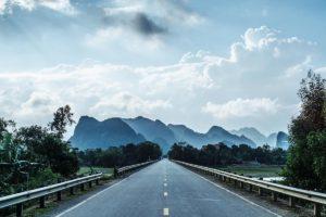 Phong Nha to Hue by car