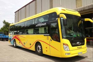 Hue to hoi an by sleeper bus
