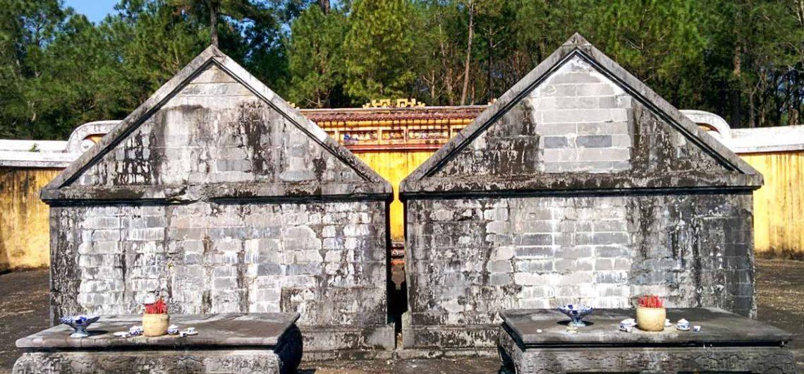 Gia long mausoleum