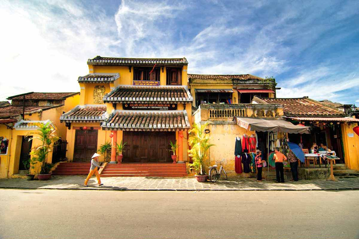 transfer from Hoi an to da nang or da nang to hoi an