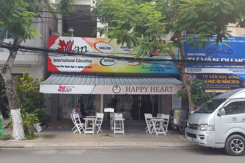 Happy heart cafe and restaurant