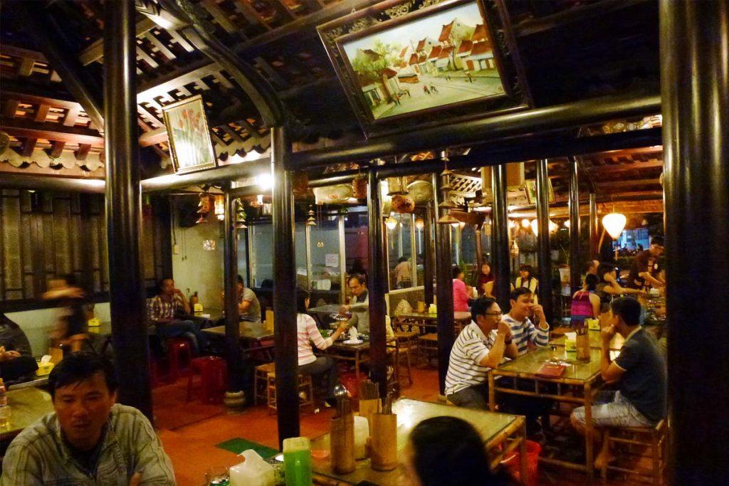 Lien Hoa restaurant Hue