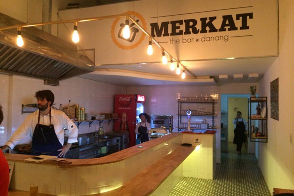 Merkat restaurant