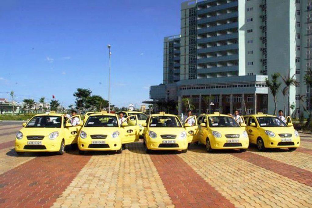 taxi from da nang to hoi an