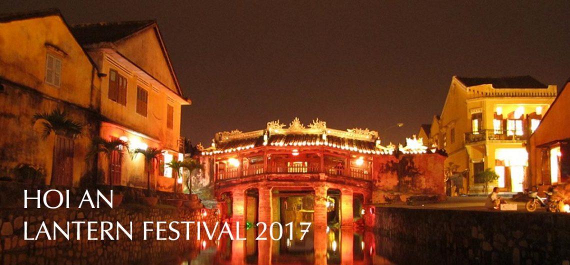 Hoi An lantern festival 2017
