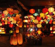 full moon lantern festival hoi an 2017