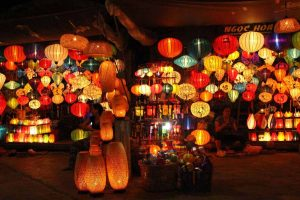 full moon lantern festival hoi an 2017
