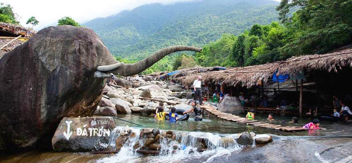 Elephant Springs in Phu Loc, Hue