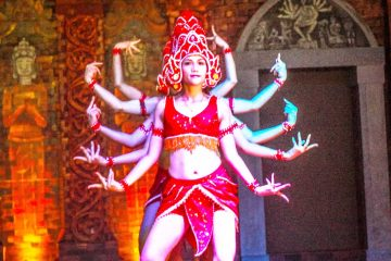 Apsara dance Hoi An My Son tour from Da Nang
