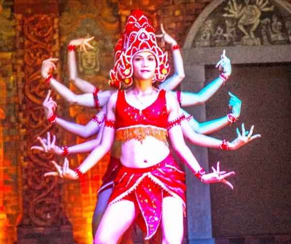 Apsara dance Hoi An My Son tour from Da Nang
