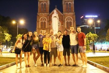 Ho Chi Minh night life tour