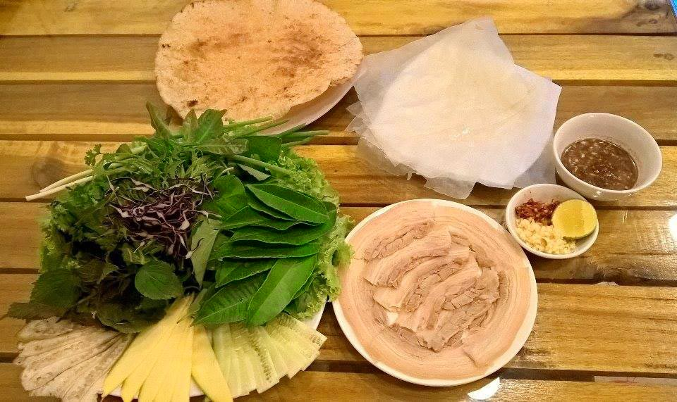 local food in da nang
