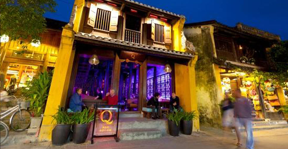 qbar hoi an nightlife