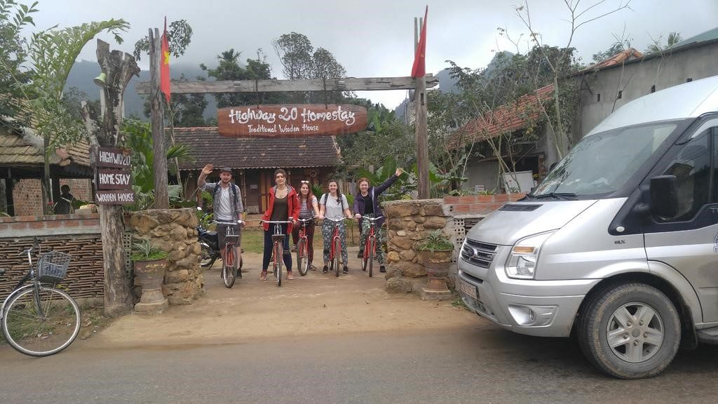 Highway 20 Homestay Phong Nha