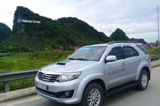 Hoi An to Phong Nha