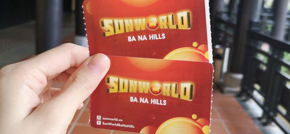 Bana hills entrance ticket