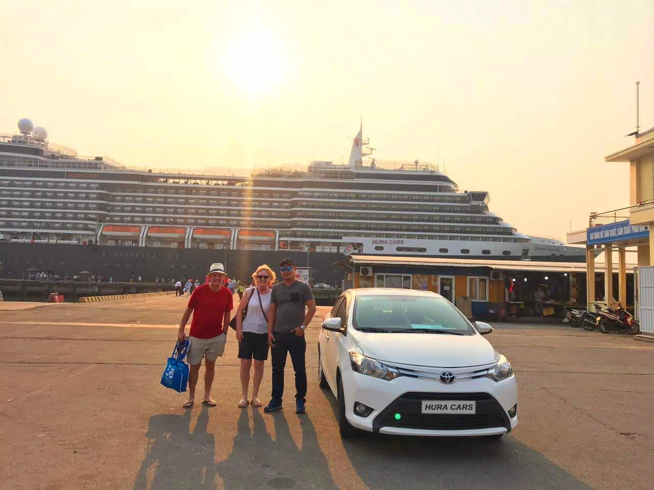 Chan May Hue city day trip