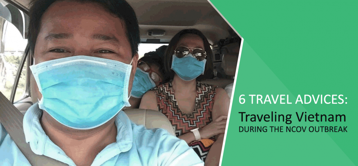6 advice for visitors who visiting Vietnam during the nCoV outbreak