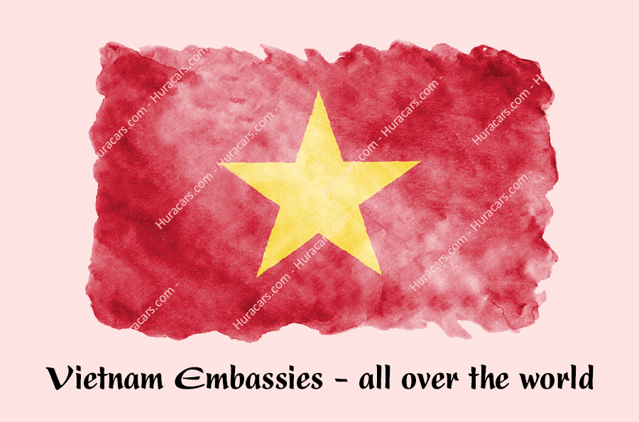 Vietnam Embassies – Consulates all over the world