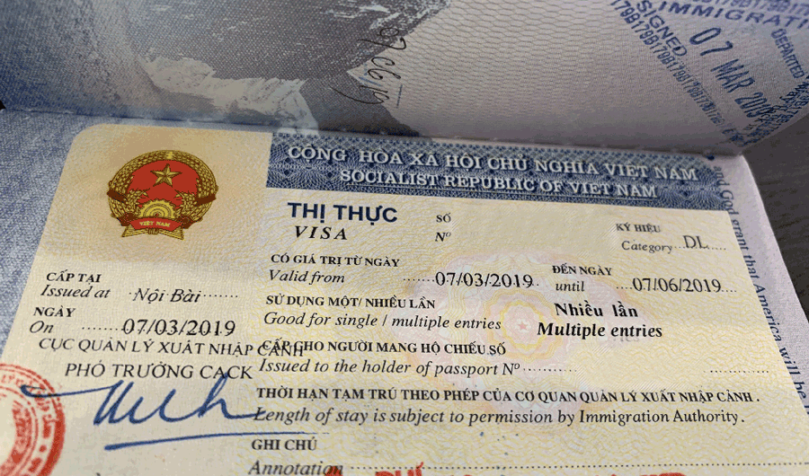 Getting Vietnam Visa